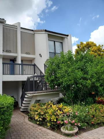 2703 Bridgewood Drive #2703, Boca Raton, FL 33434 (#RX-10751925) :: IvaniaHomes   Keller Williams Reserve Palm Beach