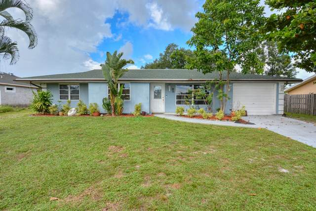 1450 SE Portillo Road, Port Saint Lucie, FL 34952 (#RX-10751929) :: Baron Real Estate