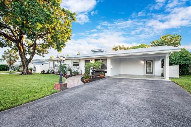 6405 NE 18th Terrace, Fort Lauderdale, FL 33308 (MLS #RX-10751934) :: Berkshire Hathaway HomeServices EWM Realty