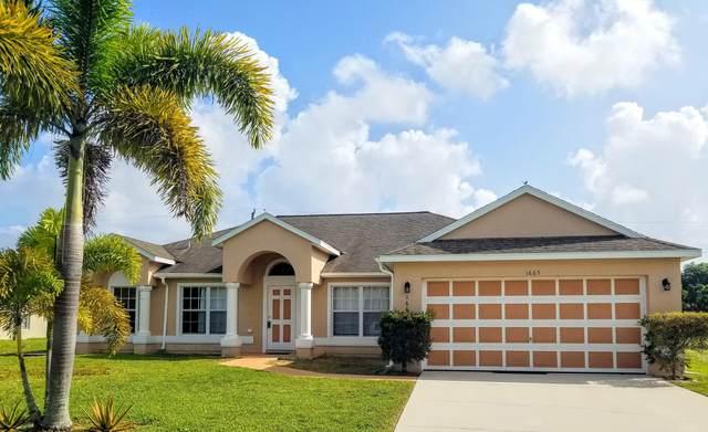 1665 SW Morelia Lane, Port Saint Lucie, FL 34953 (MLS #RX-10751940) :: Castelli Real Estate Services