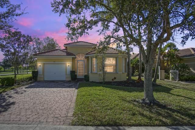 601 Stanford Lane, Port Saint Lucie, FL 34983 (#RX-10751942) :: Baron Real Estate