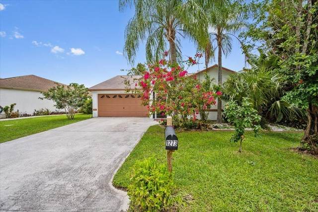 1273 Olympic Circle, Greenacres, FL 33413 (MLS #RX-10751961) :: Castelli Real Estate Services