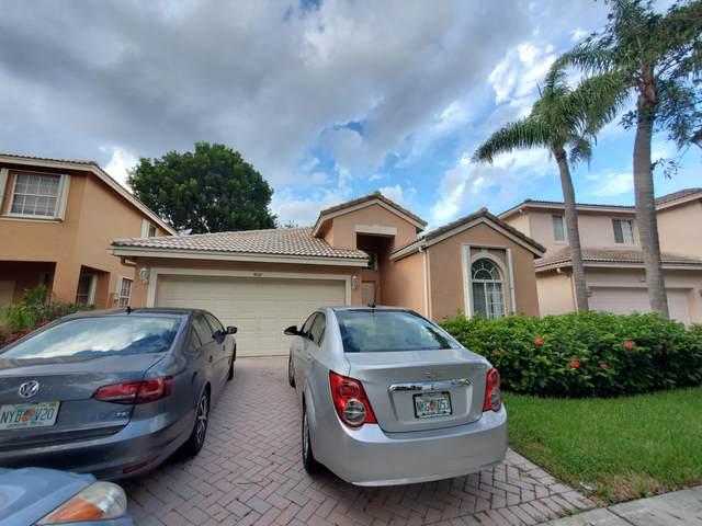 5027 Heron Court, Coconut Creek, FL 33073 (MLS #RX-10751964) :: Castelli Real Estate Services
