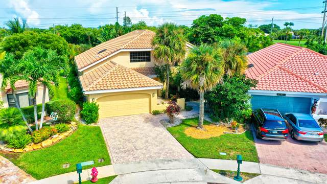 21020 Cottonwood Drive, Boca Raton, FL 33428 (#RX-10751965) :: Heather Towe | Keller Williams Jupiter