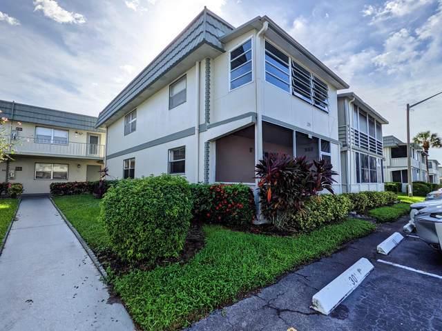 350 Monaco H, Delray Beach, FL 33446 (#RX-10751974) :: IvaniaHomes   Keller Williams Reserve Palm Beach