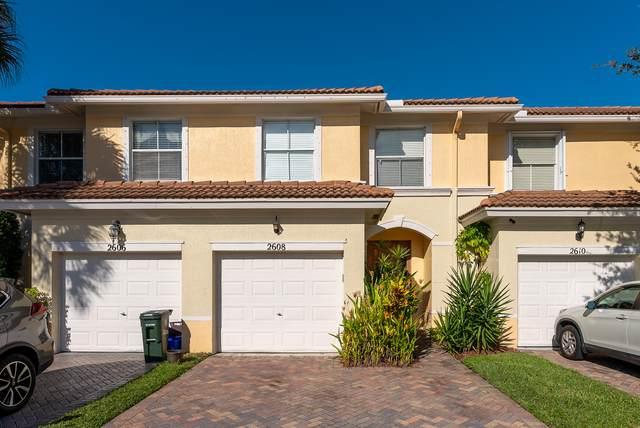 2608 Seminole Palms Drive, Greenacres, FL 33463 (#RX-10751983) :: DO Homes Group