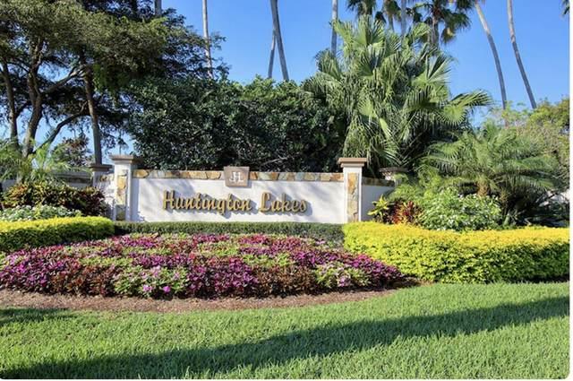 6865 Huntington 207 Lane #207, Delray Beach, FL 33446 (#RX-10751987) :: IvaniaHomes   Keller Williams Reserve Palm Beach