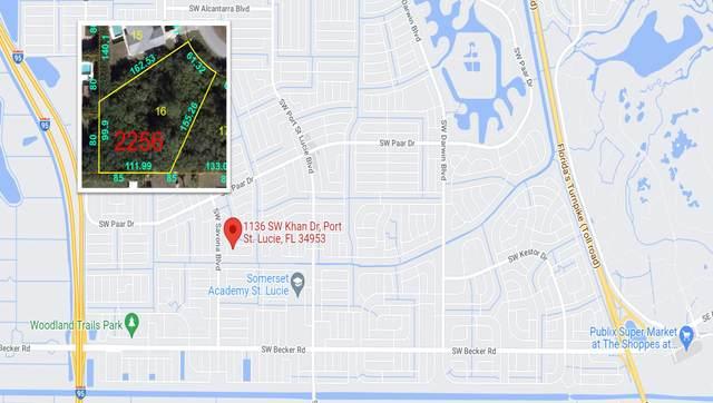 1136 SW Khan Drive, Port Saint Lucie, FL 34953 (MLS #RX-10751991) :: Castelli Real Estate Services