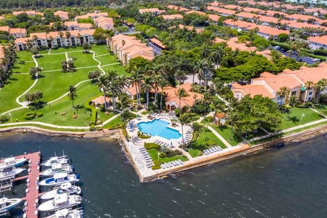 145 Yacht Club Way #307, Hypoluxo, FL 33462 (#RX-10752003) :: Posh Properties