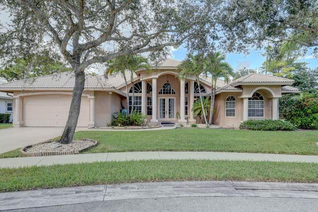 108 Silver Bell Crescent, Royal Palm Beach, FL 33411 (MLS #RX-10752014) :: THE BANNON GROUP at RE/MAX CONSULTANTS REALTY I