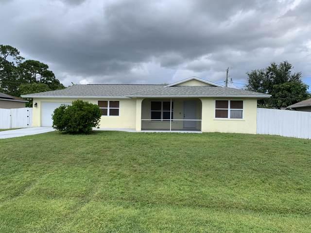 1031 SW Payne Avenue, Port Saint Lucie, FL 34953 (#RX-10752018) :: IvaniaHomes | Keller Williams Reserve Palm Beach