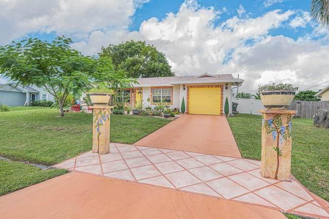 1742 SW Hampshire Lane, Port Saint Lucie, FL 34953 (MLS #RX-10752028) :: Castelli Real Estate Services