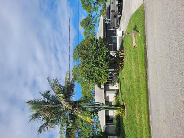 730 NW Kingston Street, Port Saint Lucie, FL 34983 (#RX-10752043) :: Michael Kaufman Real Estate
