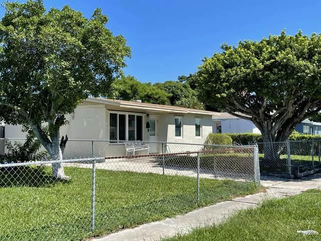 1353 9th Street, West Palm Beach, FL 33401 (#RX-10752044) :: Posh Properties