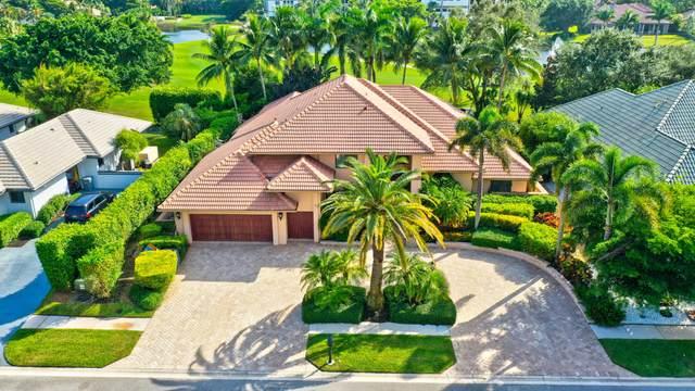 7352 Valencia Drive, Boca Raton, FL 33433 (MLS #RX-10752051) :: Castelli Real Estate Services