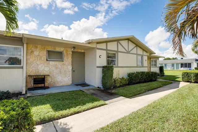 2601 Emory Drive W C, West Palm Beach, FL 33415 (#RX-10752061) :: Treasure Property Group