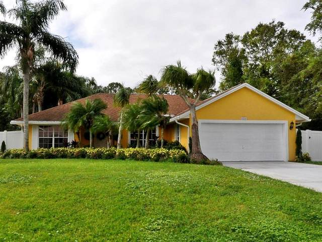 1826 SW Leafy Road, Port Saint Lucie, FL 34953 (#RX-10752071) :: Heather Towe | Keller Williams Jupiter