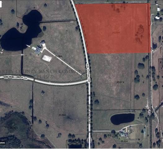 3095 SW Hunter Drive, Okeechobee, FL 34974 (#RX-10752081) :: Dalton Wade