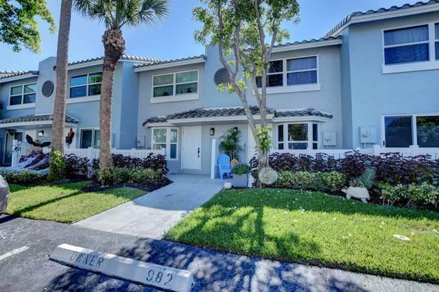 980 Jeffery Street, Boca Raton, FL 33487 (#RX-10752082) :: DO Homes Group
