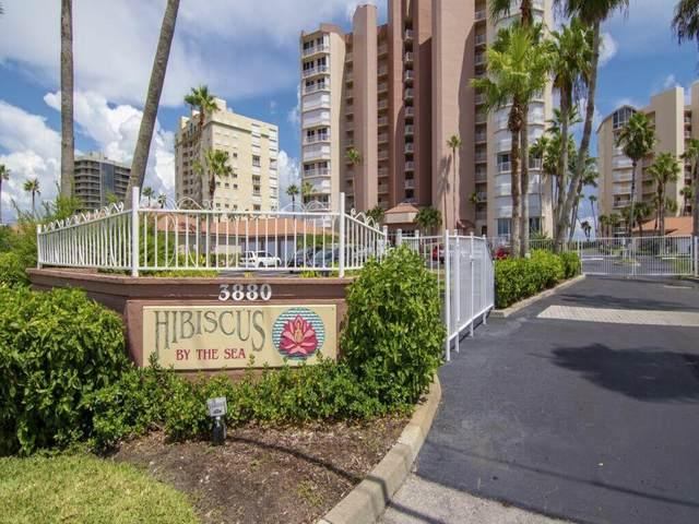 3870 N Hwy A1a #306, Hutchinson Island, FL 34949 (#RX-10752107) :: The Reynolds Team | Compass