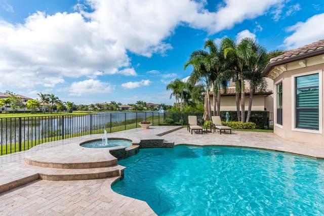 16805 Crown Bridge Drive, Delray Beach, FL 33446 (#RX-10752110) :: Posh Properties