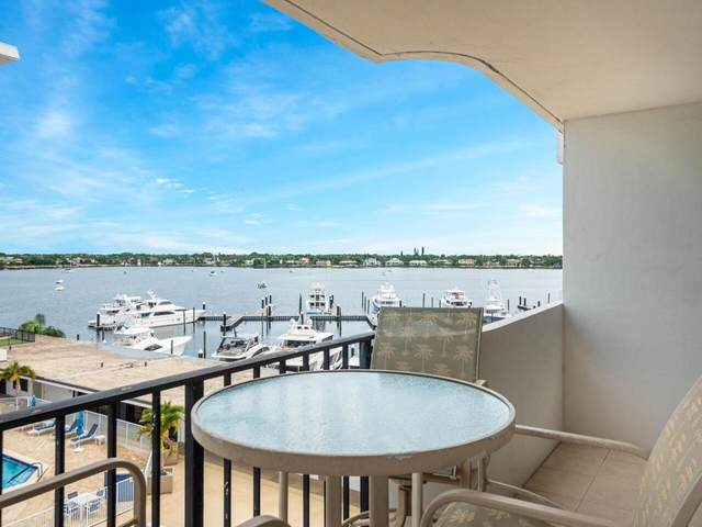 1200 Marine Way #408, North Palm Beach, FL 33408 (#RX-10752116) :: DO Homes Group