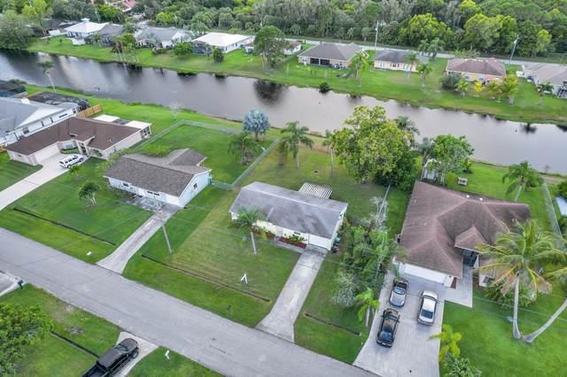 2338 SE Marius Street, Port Saint Lucie, FL 34952 (MLS #RX-10752122) :: Castelli Real Estate Services