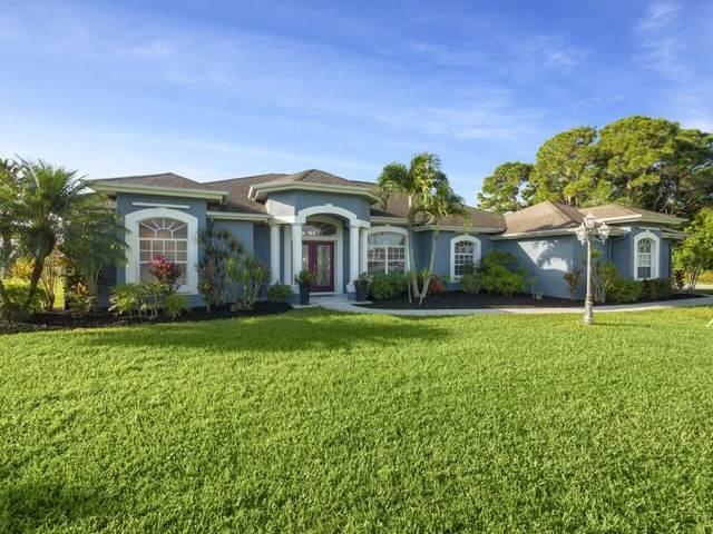 1260 SW Jericho Avenue, Port Saint Lucie, FL 34953 (#RX-10752134) :: IvaniaHomes | Keller Williams Reserve Palm Beach