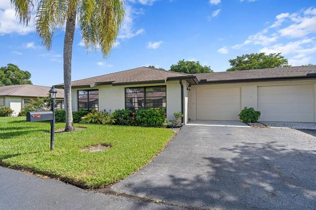 4698 Greentree Terrace A, Boynton Beach, FL 33436 (#RX-10752143) :: Heather Towe | Keller Williams Jupiter