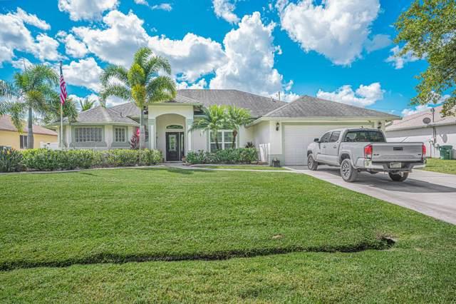 1882 SW Effland Avenue, Saint Lucie West, FL 34953 (#RX-10752152) :: Posh Properties