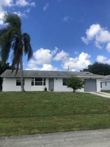 707 SW Ancona Road, Port Saint Lucie, FL 34953 (MLS #RX-10752183) :: Castelli Real Estate Services