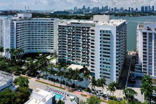 1200 West Avenue #718, Miami Beach, FL 33139 (MLS #RX-10752185) :: The Jack Coden Group