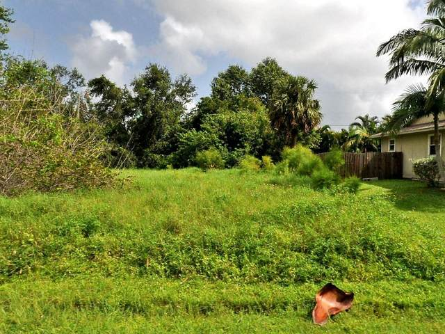1811 SW Monterrey Lane, Port Saint Lucie, FL 34953 (MLS #RX-10752194) :: Castelli Real Estate Services