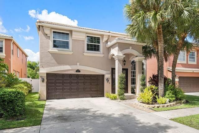 1109 Oakwater Drive, Royal Palm Beach, FL 33411 (#RX-10752204) :: Posh Properties