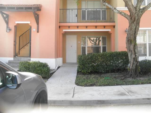 3549 Forest Hill Boulevard #25, Palm Springs, FL 33406 (#RX-10752216) :: IvaniaHomes   Keller Williams Reserve Palm Beach