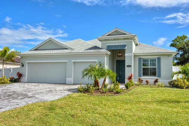 5346 NW South Crisona Circle, Port Saint Lucie, FL 34986 (#RX-10752229) :: Baron Real Estate