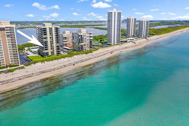 5460 N Ocean Drive 6B, Singer Island, FL 33404 (#RX-10752256) :: IvaniaHomes   Keller Williams Reserve Palm Beach