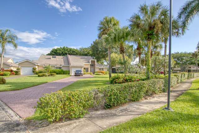 6907 Fountains Circle, Lake Worth, FL 33467 (MLS #RX-10752264) :: Castelli Real Estate Services