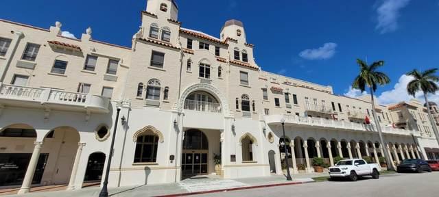 235 Sunrise Avenue 3204 & 3206, Palm Beach, FL 33480 (#RX-10752275) :: The Rizzuto Woodman Team