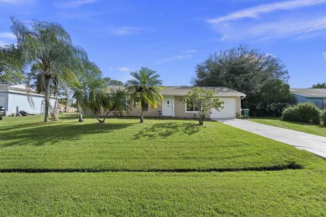 350 SE Dalva Avenue, Port Saint Lucie, FL 34953 (MLS #RX-10752281) :: Castelli Real Estate Services