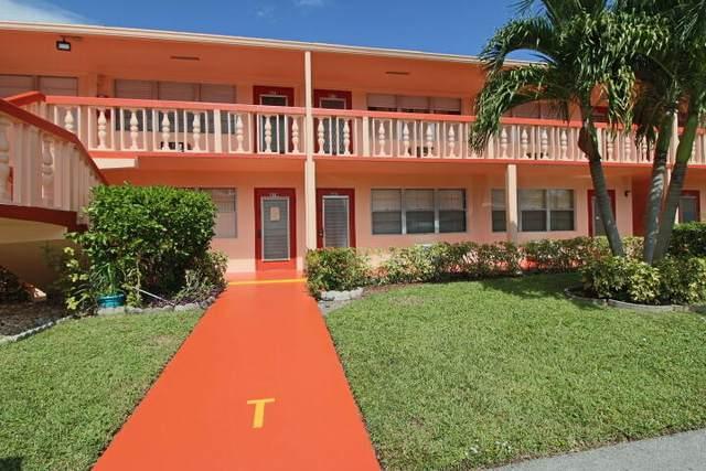 430 Tilford T #430, Deerfield Beach, FL 33442 (MLS #RX-10752287) :: Castelli Real Estate Services