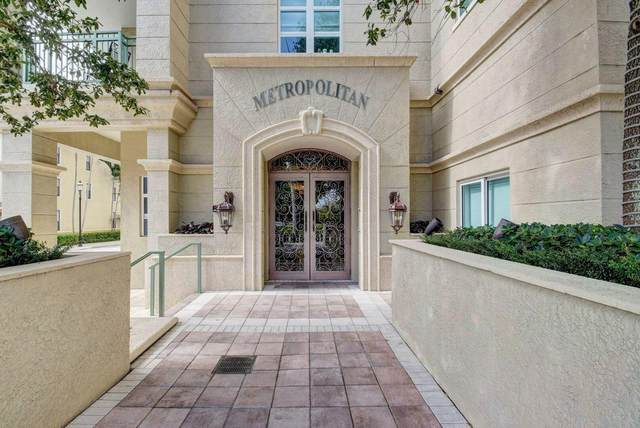 403 S Sapodilla Avenue #414, West Palm Beach, FL 33401 (MLS #RX-10752315) :: THE BANNON GROUP at RE/MAX CONSULTANTS REALTY I