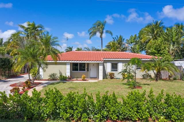 253 NE 21st Street, Delray Beach, FL 33444 (#RX-10752320) :: Posh Properties