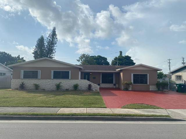 10394 Fairway Heights Boulevard, Miami, FL 33157 (MLS #RX-10752336) :: The Jack Coden Group