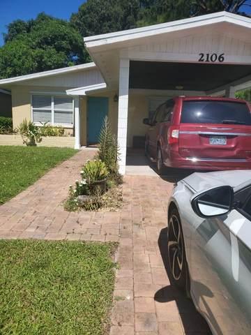 2106 Avenue G, Fort Pierce, FL 34950 (#RX-10752338) :: The Reynolds Team | Compass