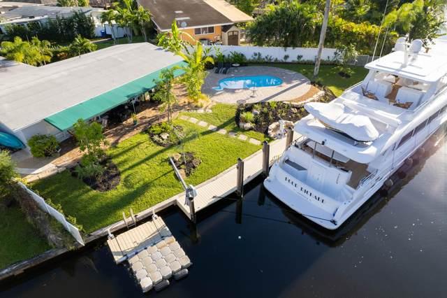 2690 Marathon Lane, Fort Lauderdale, FL 33312 (MLS #RX-10752366) :: Castelli Real Estate Services