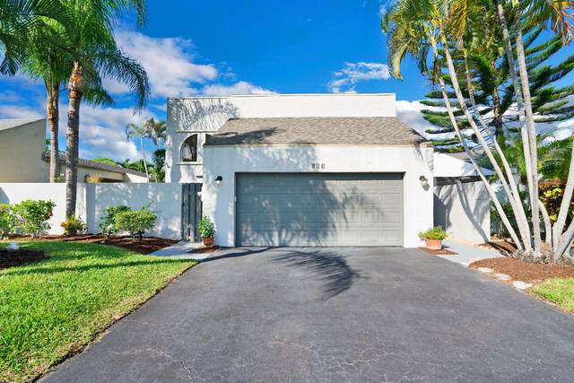 930 NW 22nd Avenue, Delray Beach, FL 33445 (#RX-10752374) :: The Reynolds Team   Compass