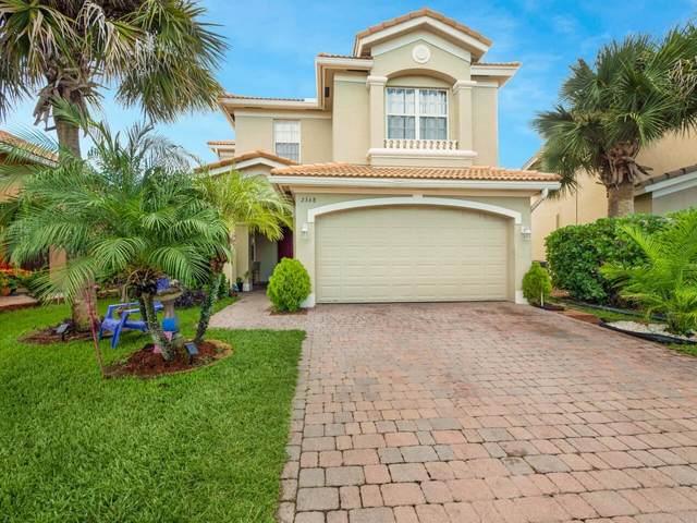2368 NW Del Corso Court, Port Saint Lucie, FL 34986 (#RX-10752405) :: Heather Towe | Keller Williams Jupiter