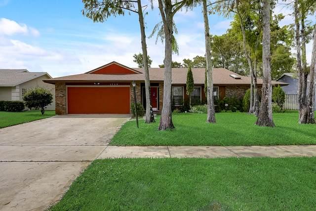 1739 Hollyhock Road, Wellington, FL 33414 (#RX-10752447) :: Heather Towe | Keller Williams Jupiter