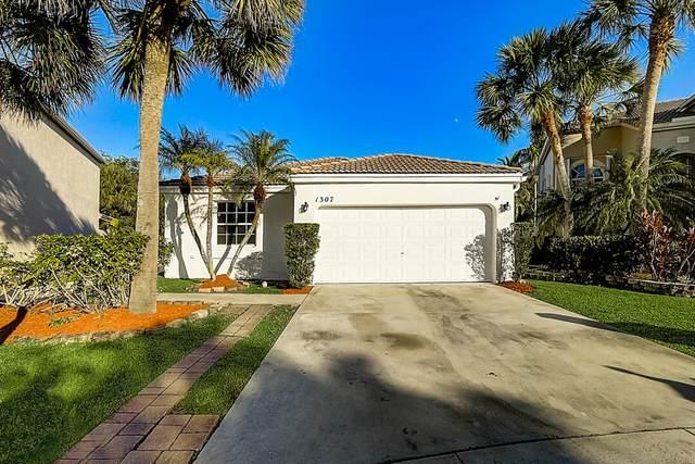 1307 NW 156 Avenue, Pembroke Pines, FL 33028 (MLS #RX-10752451) :: Castelli Real Estate Services